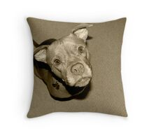 Can We Go Now?! Throw Pillow