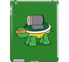 Turtle Power -  Mikey iPad Case/Skin