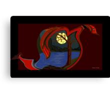 Ojibwa  Canvas Print