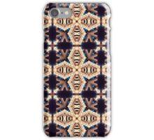 El Caribe (pattern) iPhone Case/Skin