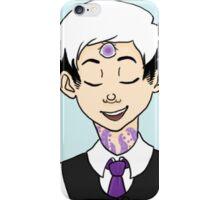 Cecil Gershwin Palmer iPhone Case/Skin