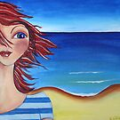 Balmy Days by Carmen  Cilliers