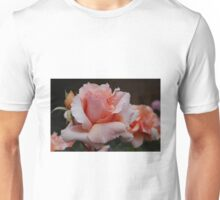 Peach Rose Unisex T-Shirt