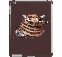 Full Metal Dalek | Doctor Who iPad Case/Skin