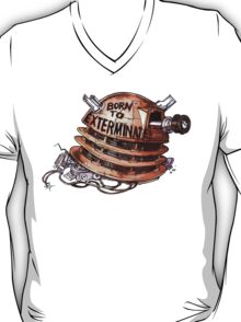 Full Metal Dalek | Doctor Who T-Shirt