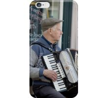 Street Musician iPhone Case/Skin