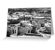 Ghosts of Civilizations Past Greeting Card