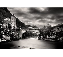 St-maurice Photographic Print
