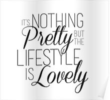 Nothing Pretty Poster
