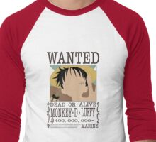 Monkey D Luffy Men's Baseball ¾ T-Shirt