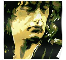 The Legend Jimmy Page Poster
