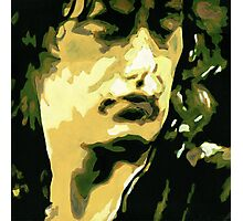 The Legend Jimmy Page Photographic Print