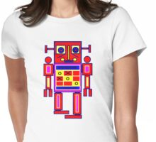 BigBot Womens Fitted T-Shirt
