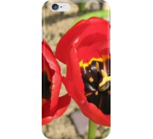 Tulip Twins iPhone Case/Skin