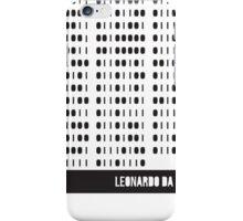 Da Vinci Binary iPhone Case/Skin