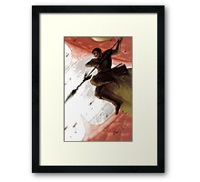 The Red Viper Oberyn Framed Print