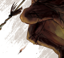 The Red Viper Oberyn Sticker