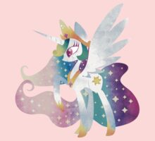 Celestia of Equestria Kids Tee