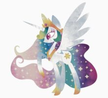 Celestia of Equestria by DisfiguredStick