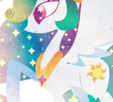 Celestia of Equestria Sticker