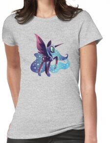 Nightmare of the Moon Womens Fitted T-Shirt