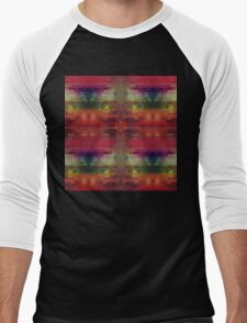 The Speed of Color Men's Baseball ¾ T-Shirt