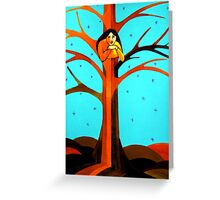 Mother's Strength Greeting Card