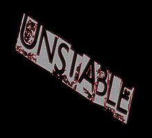 Unstable Dean Ambose  wwe shield lunatic fringe by WhoDunIT