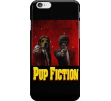 Pup Fiction iPhone Case/Skin