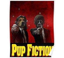 Pup Fiction Poster