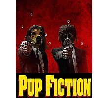 Pup Fiction Photographic Print