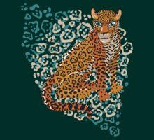 Jaguar Spots by Lyuda