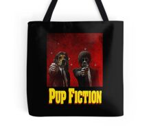 Pup Fiction Tote Bag