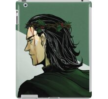 Crown for a king iPad Case/Skin