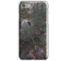 Prickly Pear Cactus  iPhone Case/Skin