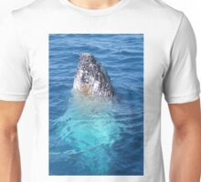 Peek-a-boo Unisex T-Shirt