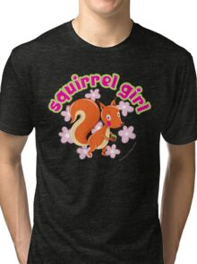 Squirrel Girl Tri-blend T-Shirt