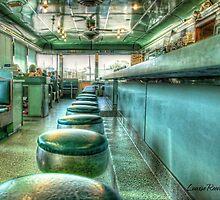 Restrooms by louise reeves