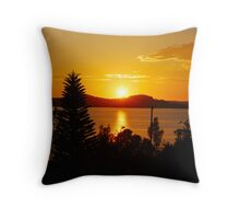A Sunrise #3 Throw Pillow