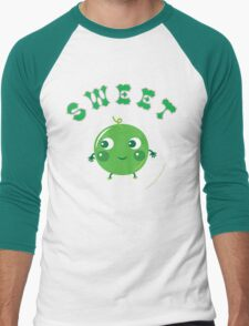 Pea Men's Baseball ¾ T-Shirt
