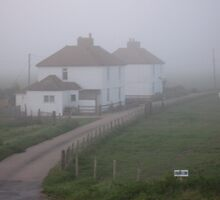HOUSE IN THE MIST by Deirdre Banda
