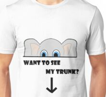 Pack your Trunk Unisex T-Shirt