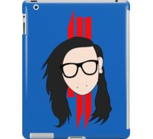 Skrillex - Minimal iPad Case/Skin