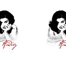 Twin Peaks - Audrey by DCdesign