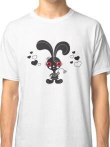 Bunny 4 Black Classic T-Shirt