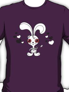 Bunny 4 White T-Shirt