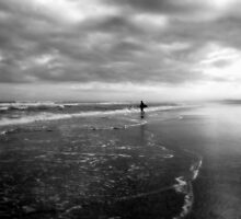 Dark Surfer by garain