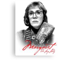 Twin Peaks - Margaret (The Log Lady) Canvas Print