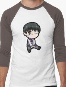 Kaneki Ken (Tokyo Ghoul) Men's Baseball ¾ T-Shirt