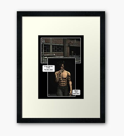 Chapter 4-Page 2 Framed Print